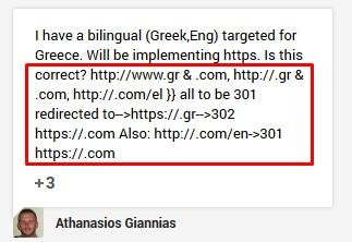 Frage zu mehrsprachigen Websites
