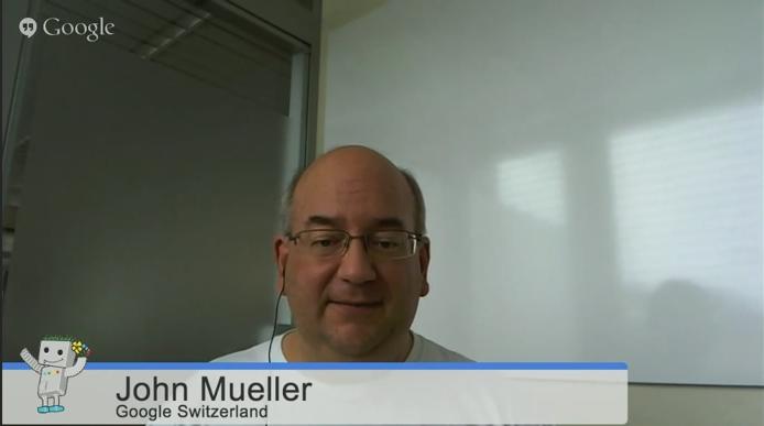 John Müller, Google Schweiz