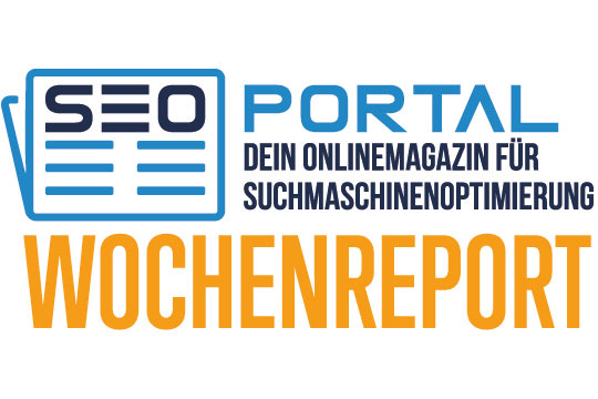 SEO-Portal Wochenreport