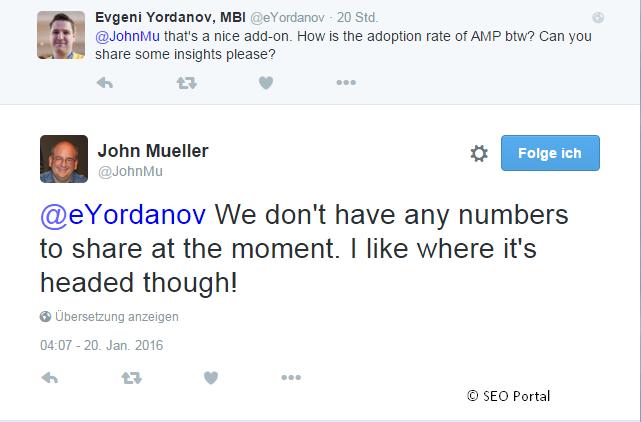amp adoption