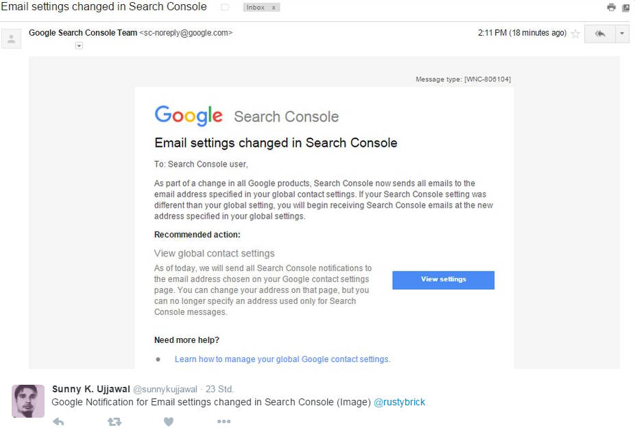 Search console die ehemaligen google webmaster tools for Search console