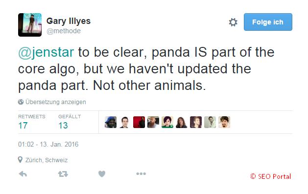 panda core