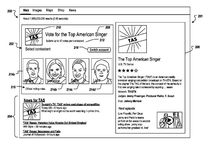Google Patent copyright by Google