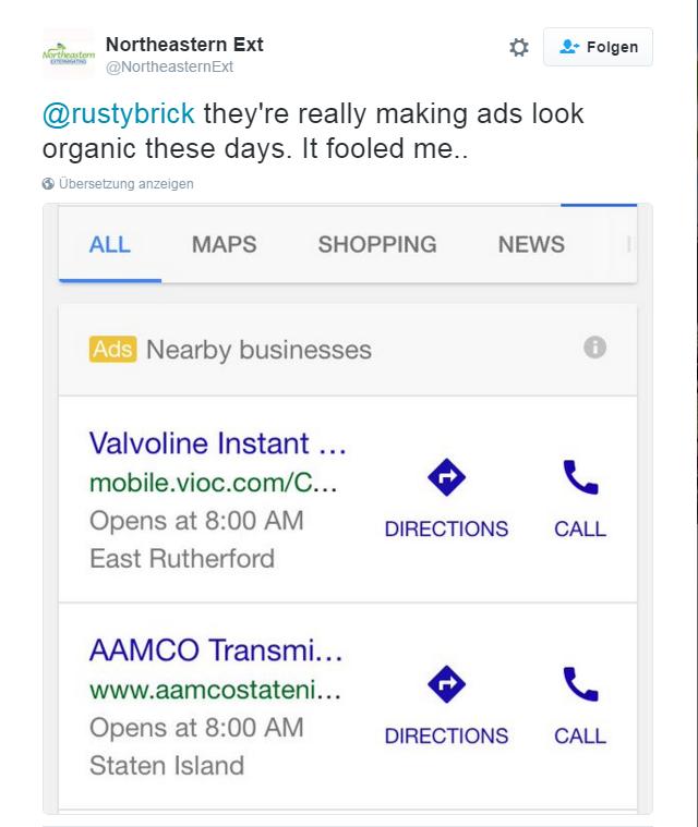 nearby ads