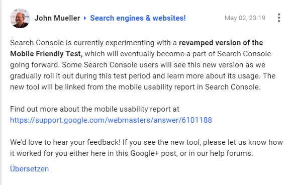 mueller search console