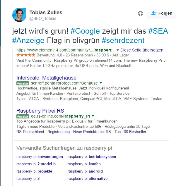 adwords grün