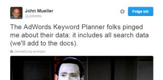 Keyword Planner AdWords