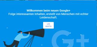 Google+ neu