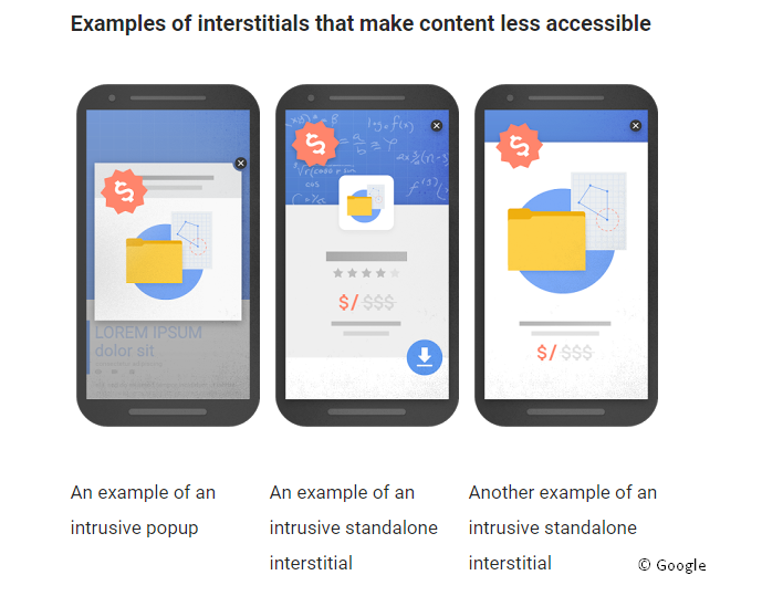 Interstitial Mobile