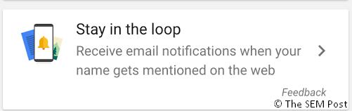 SERPs in the Loop