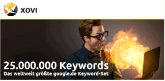 XOVI Keywordset