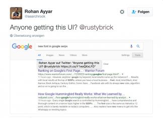 google-user-interface