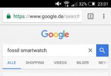 Google Shopping Test