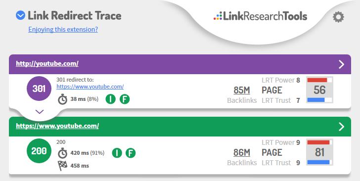 LinkResearchTools