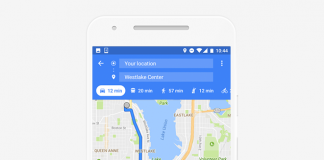 maps parkplätze