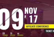 Affiliate Conference big