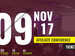 Affiliate Conference big