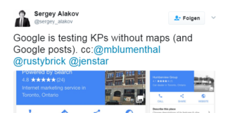 Panel Ohne Maps