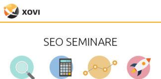 SEO Seminare XOVI SEO Portal