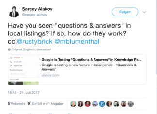 FAQ Local Panel