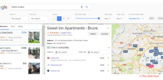 Ferienwohnungen Hotelsuche