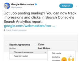 Job Posts Markup