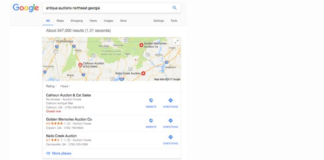 My Maps Serps