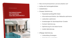 SEO Für Wellnesshotels