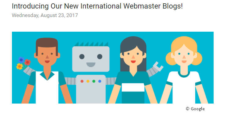 Webmaster Blog International
